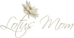 Lotus Mom Logo