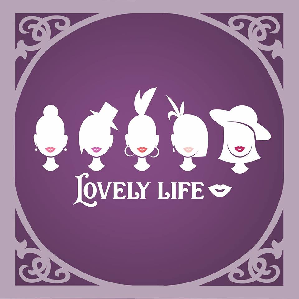 Lovely Life Lips Logo