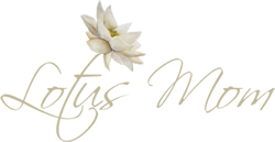Lotus Mom Logo
